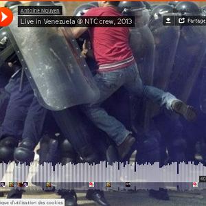 Live in Venezuela 2013 @ NTC crew