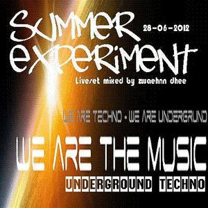 The Summer Experiment (28-06-2012) by zwaehnn dhee