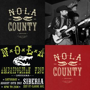 NOLA County 6/26/17 Adam Lopez