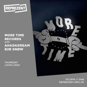 More Time Records w/ Ahadadream | 12th September 2019
