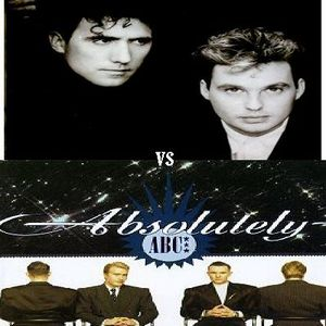 OMD vs ABC - Back-2-Back Megamix