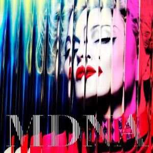 MADONNA MDNA REMIXED
