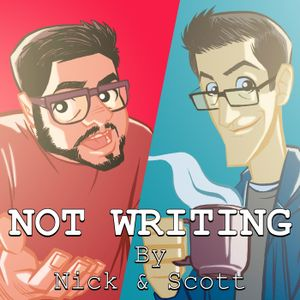 Not Writing – Patreon Preview