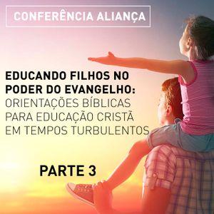 CONFERÊNCIA ALIANÇA 2018 - PARTE 3