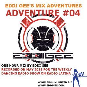 Eddi Gee's Mix Adventures #04