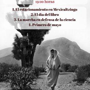 LA HORA DE LA REFLEXIÓN   27ABR17