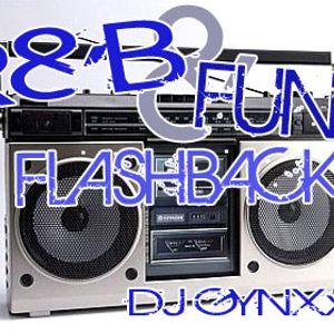 DJ GYNXxx - R&B & FUNK FLASHBACK 2013