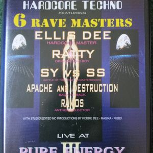 Apache B2B Destruction at Dance Planet - Pure Energy III. The Return to the Warehouse