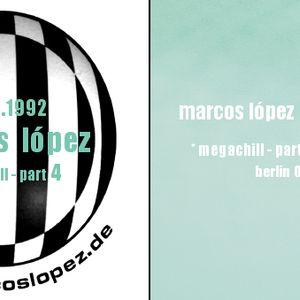 Radioshow - Marcos López - dt64 - Megachill Part 4 of 4 - 2. Januar 1993