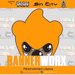 Stink x City Promo CD Mix