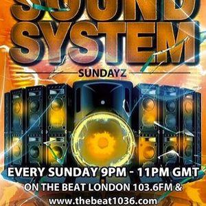 #SoundSystemSundayzShow with @1jaheyez @KSPECIAL10 09.07.2017 9pm-11pm