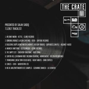 The Crate with Salah Sadeq 7.3.2017