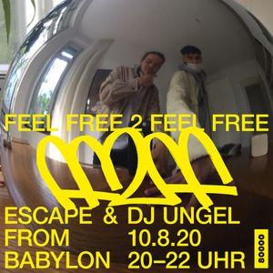 Feel Free 2 Feel Free No. 2 w/ Trancesetters of Westfalia (10/08/20)