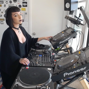 DISCWOMAN with Katie Rex and Cry Baby @ The Lot Radio 27 March 2016