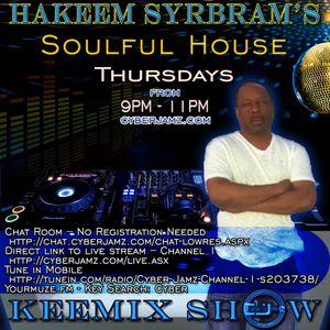 Hakeem Syrbram's Soulful House Keemix Show - 08-17-2014 - Special Sunday Edition