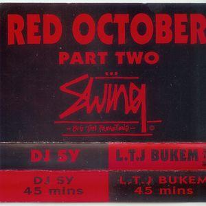 DJ SY & LTJ BUKEM - SWING RED OCTOBER