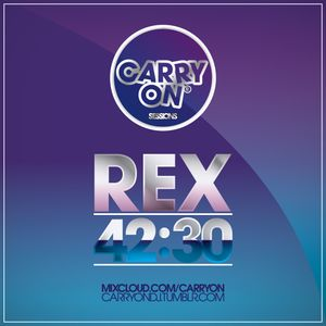 CarryOn® Sessions - REX - August 2012