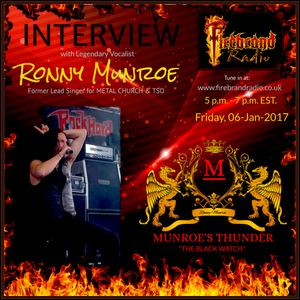Docs Group Therapy with special guests Ronny Munroe & Rebecca Downes