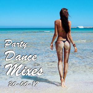 PartyDanceMixes TV ♦ Summer Fresh Mix ♦ Vocal Deep House Nu Disco Dance Hits ♦ 26-06-17