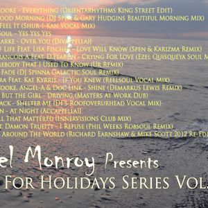Open for Holidays Series Vol. 5 by Angel Monroy