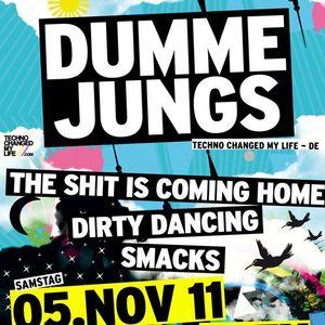 Smacks - Set Up Day & Night @ Flex (05.11.11 Alongside Dumme Jungs)