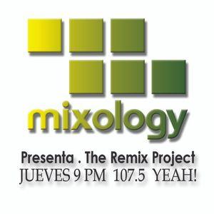 MIXOLOGY - THE REMIX PROJECT - DR. LEO - 13 FEBRERO 2014