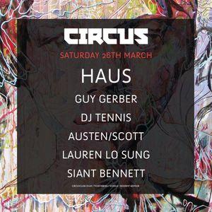 Austen/Scott @ Circus, Liverpool - 26/3/16