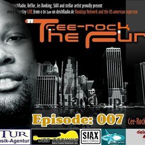 !HANDZUP! NETWORK & CEE-ROCK ''THE FURY'' show on DeichRadio.de (Episode: #007) [05-08-10]