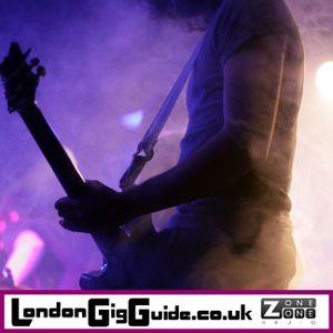 #LondonGigGuide - with Tom Du Croz - 19-25 August -- @z1radio