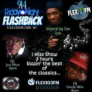 DJ JUS NICE- FRIDAY NITE FLASHBACK 3