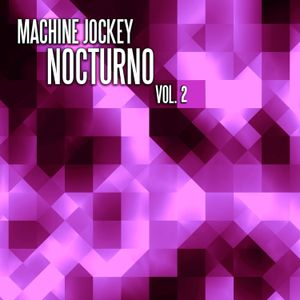 Machine Jockey Rec - halloween coffee break mix Nocturno Vol.1 - artists: Kloud, Sigmatibet..