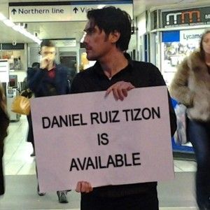 Daniel Ruiz Tizon is Available - 23rd March 2015