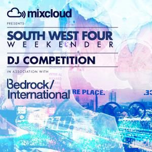 South West Four DJ Competition DJ DK