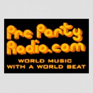 """Good Vibes Only"" Pre Party Radio Show 018 (09-18-2017)"