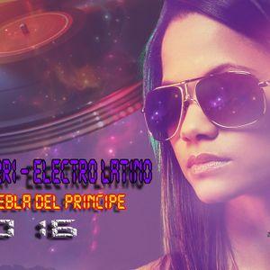 Sesion Pupurri & Electro Latino Romeria Puebla del Principe 2016 by POSAN DJ.