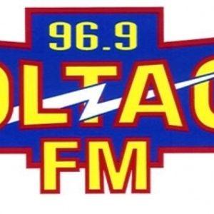 Voltage 96.9 FM Paris-Décembre 1996 (A2)  « Les nouveautés de dance sont d'abord sur Voltage FM »