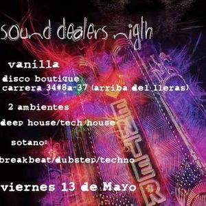 The Voodoo Noise @ Sound Dealers night Part 2