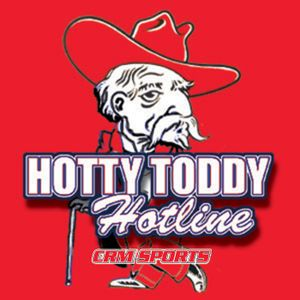 Hotty Toddy Hotline #2016032