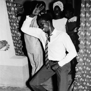 If I Were A DJ And My Youngest Daughter Corey Was Handing Me Records From My African Vinyl Boxes