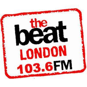 @DJCindeRella on #TheBeat1036 16.01.2017 1-4pm