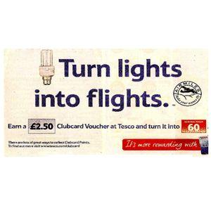 M.Chitnis, A.Druckman, S.Sorrell (17 July 2012): Turning Lights into Flights