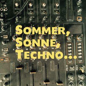K.M.F - Sommer Sonne Techno