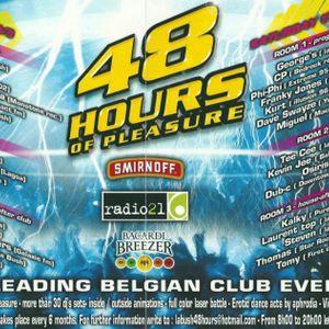 La Bush 48 hours of pleasure disc 1 Jochen and Sam