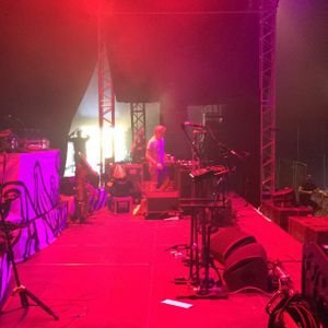 Fat Freddy's Drop Mannheim 100617 warm up by MR