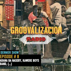 Umoja - Radio Groovalizacion #8 (DANZI Special!)