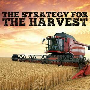 Entering A New Season - The Strategy For The Harvest - Paul McMahon - 7th June 2015