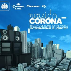 Movida Corona DJ Contest Glasgow - Tony Nicol
