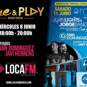 Cue & Play Radioshow #20 08.06.2016