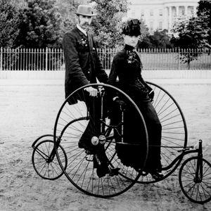 #2 Cykeln – från kvinnlig frigörelse till machosport
