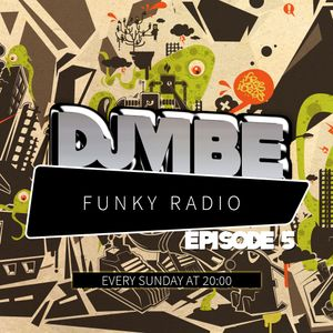 DJ ViBE - Funky Radio @ Radio Deep [005]